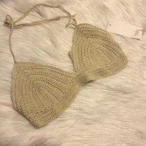 Tobi Crochet Bralette